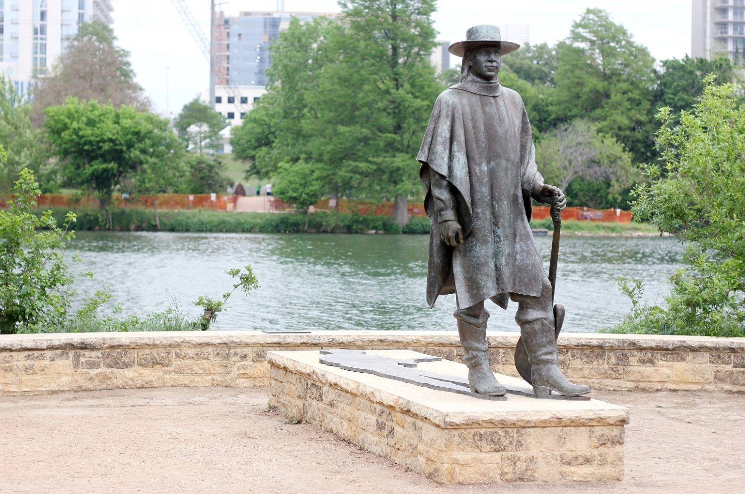 Stevie Ray Vaughan in Austin